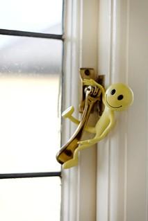 Open the window!