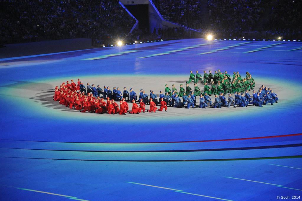 Паралимпийских зимних игр в сочи