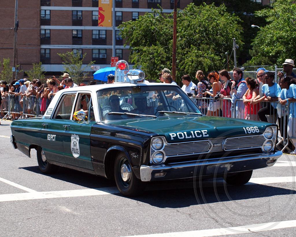 New York Police Car Sound
