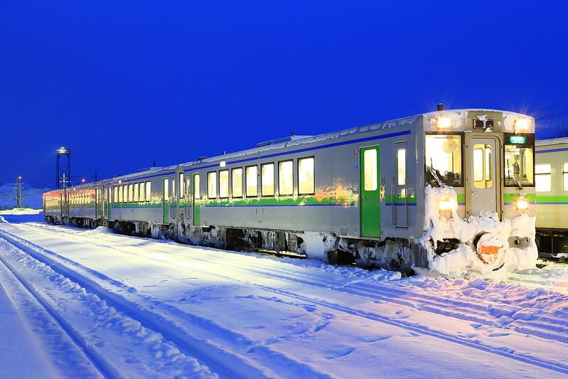 JR Hokkaido Kiha150