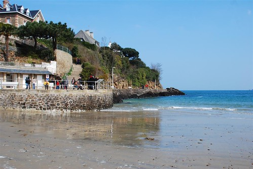 Cancale in  Brittany