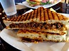 Breka Bakery (Davie St Vancouver) - Steak & Cheese Panini