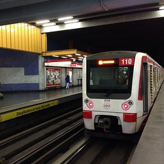Metro Universidad Católica #Metro #Santiago #subway #Chile