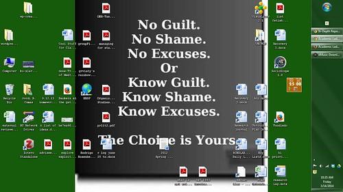 Desktop by jordi sunshine comas