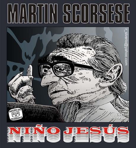 Martin Scorsese by Niño Jesús