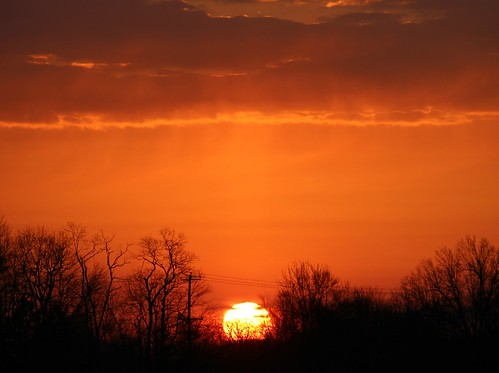 morning ohio sunrise dawn browncounty hamersville