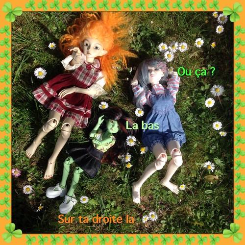 [Grenade Mortemiamor ]marraine Rosemary et moi  13490798003_9d97d07977
