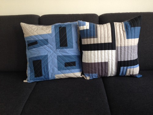 Both Pillows Kona solids