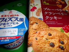 Cookies & Yogurt