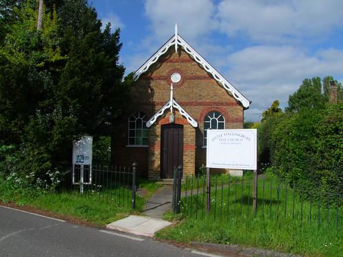 Hallingbury Mission