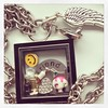 #locketoftheday #locketmania Happy Birthday Locket by Lori North