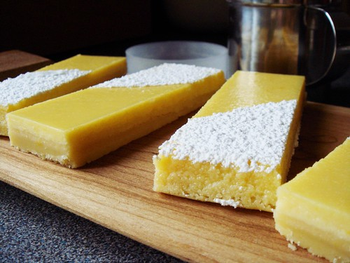 Quark Lemon Bar