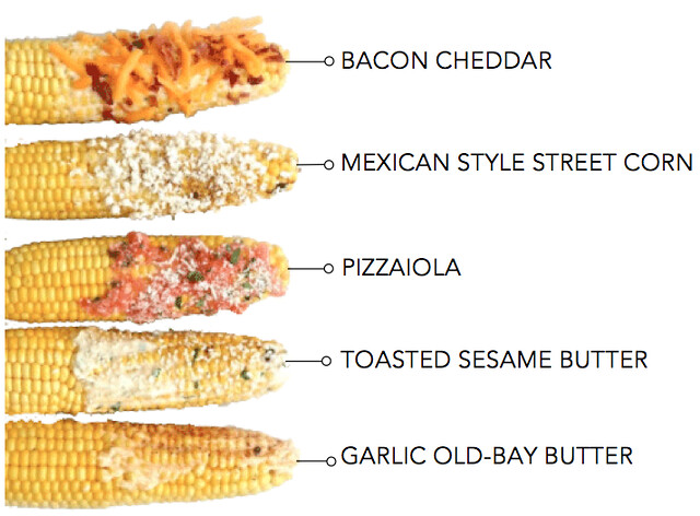 Grilled Corn 5 Different Ways 2