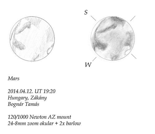 Mars - 2014.04.12. - Bognár Tamás, Zákány