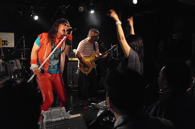VAN HEYSAN live at Adm, Tokyo, 04 May 2014. L023