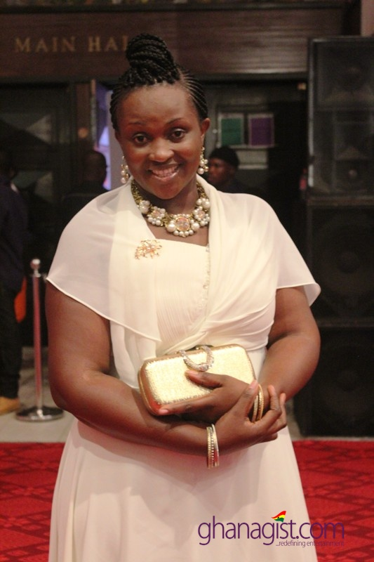 Herty Borngreat at 2014 Ghana Music Awards
