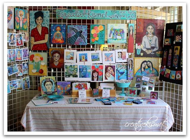 Mercado San Agustin Spring Bazaar