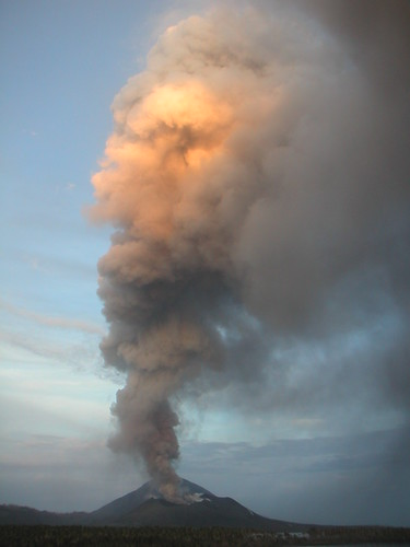 sunset cloud volcano sonnenuntergang wolken ash png papuanewguinea rabaul tavurvur seasunclouds tuvurvur