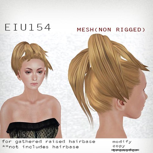 booN EIU154 hair