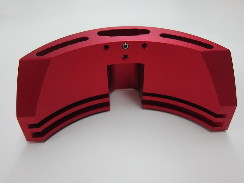 ARQ Dock 2.0 - Red Back