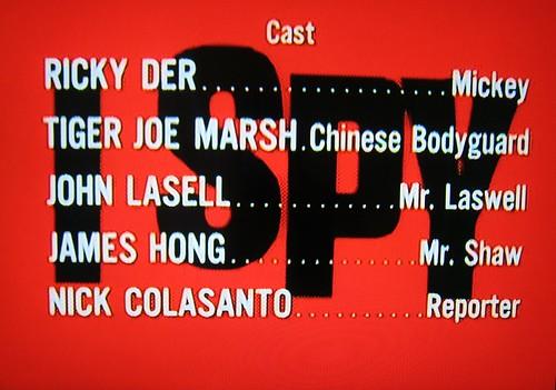 """Chinese"" bodyguard"