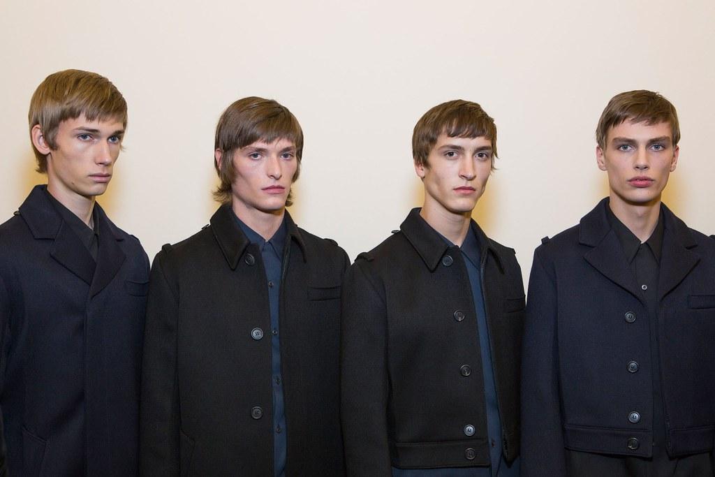 Marc Schulze3060_FW15 Milan Prada_Truls Martinsson, Julius Gerhardt, Tim Dibble(fashionising.com)
