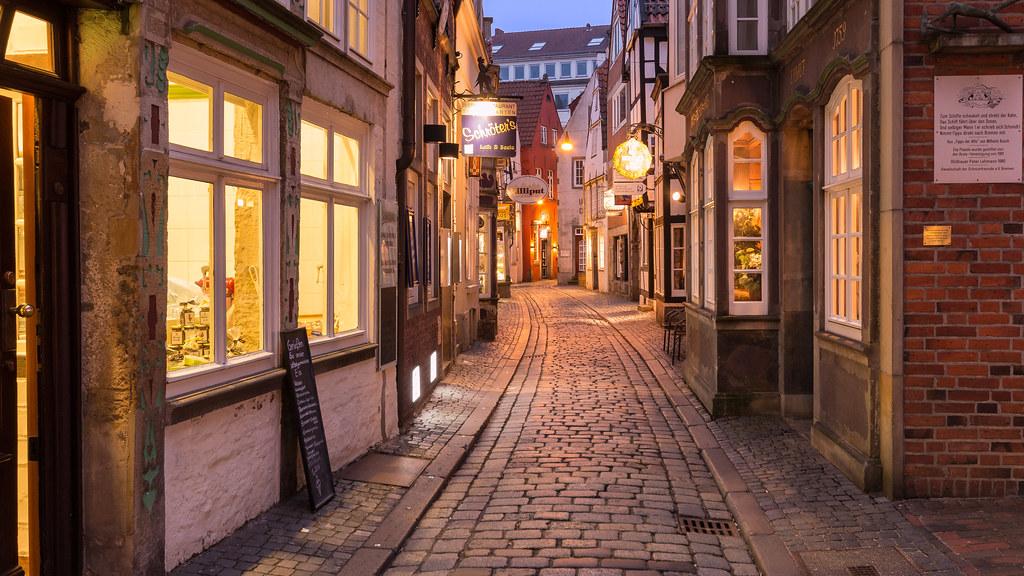 Bremen Im Schnoor