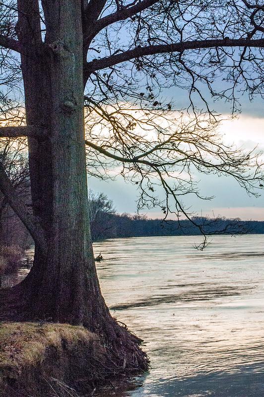 Harmonie State Park - Wabash River