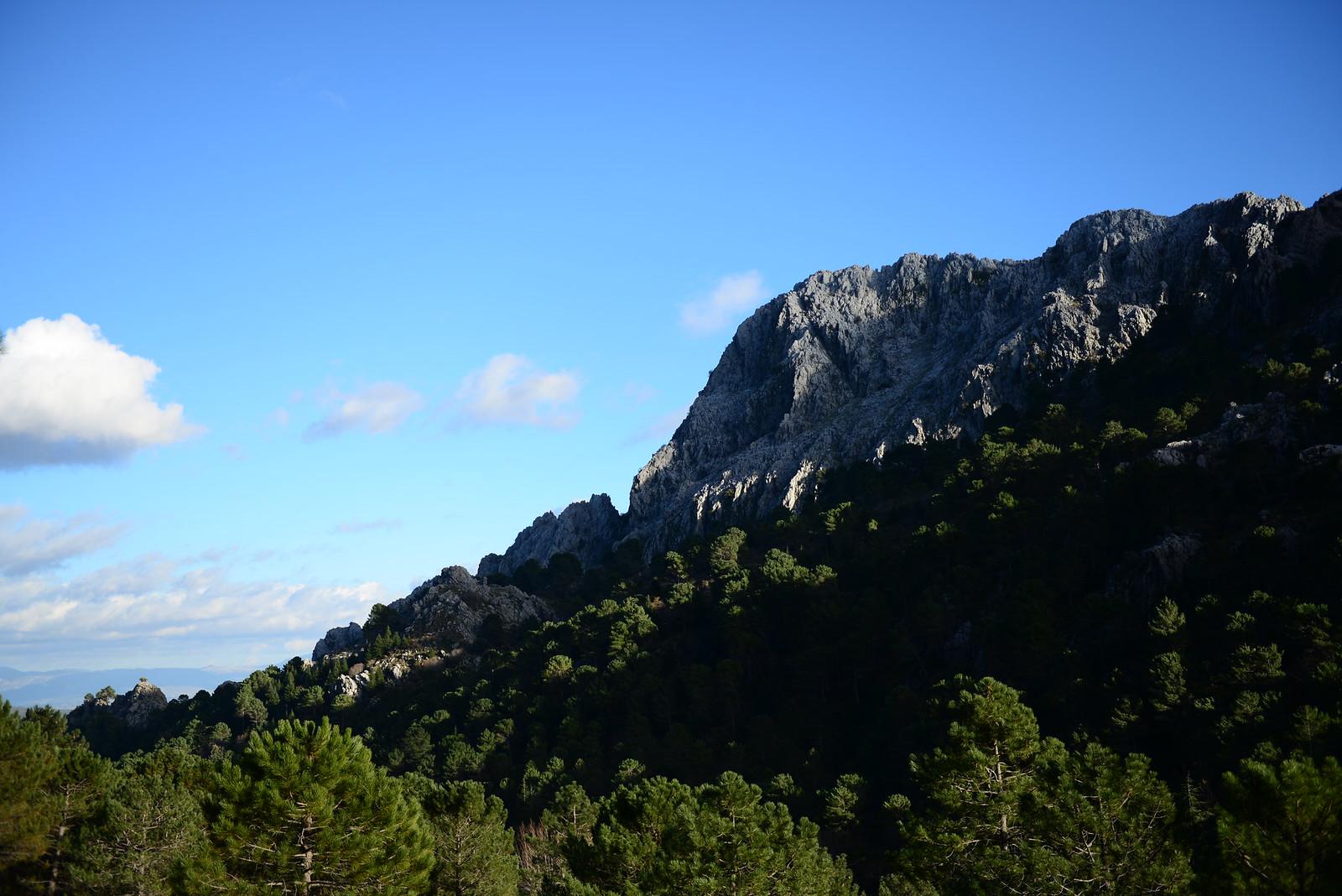 Montañas de Grazalema
