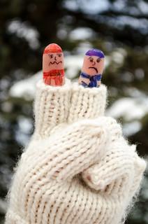 358 of 365 part 5: F-f-f-freezing F-f-f-finger People!