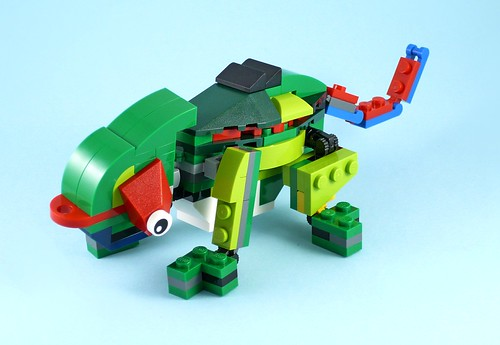LEGO Creator 31031 Rainforest Animals 31