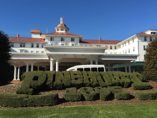 Pinehurst Resort - Hedge