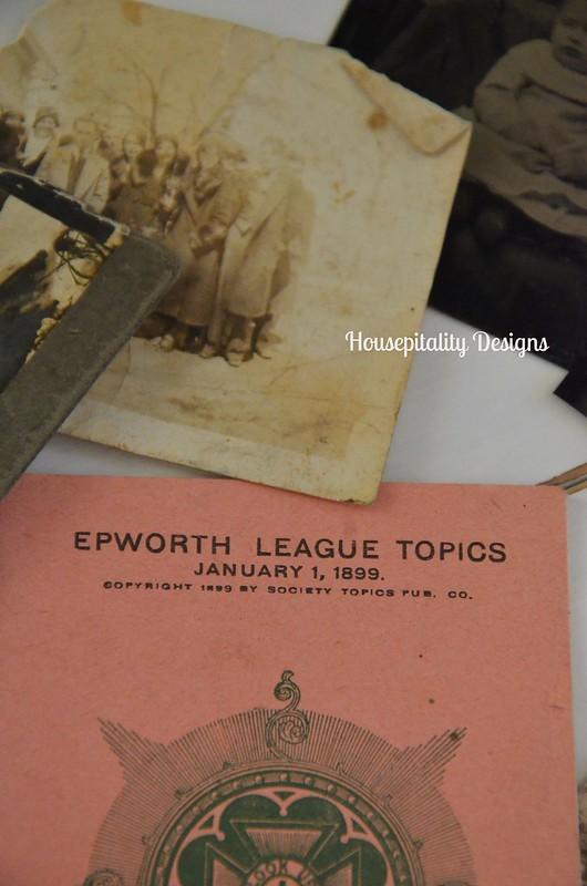 Antique Documents-Housepitality Designs