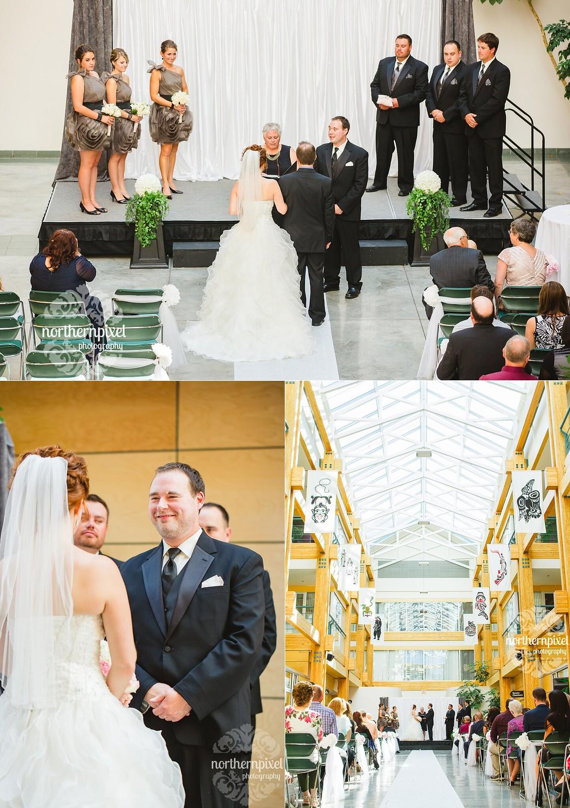 Kendra & Jarrett's Wedding - Prince George BC