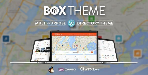 Directory v3.4 - Multi-purpose WordPress Theme