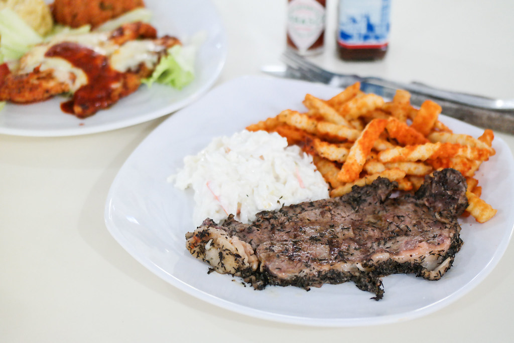 Toa Payoh Food Guide: Big Bern's American Grill's