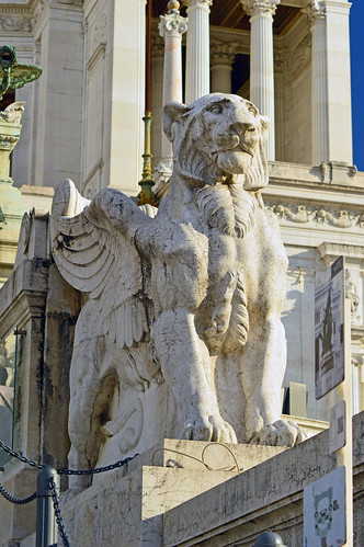 Monumento Nazionale a Vittorio Emanuele II - Statue 2