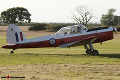 G-BXIM WK512 A - C1 0548 - Private - De Havilland Canada DHC-1 Chipmunk 22 - Little Gransden - 070826 - Steven Gray - IMG_4295