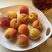 Alabama peaches from MB