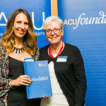 ACUscholarship2016-166 Shelley Kerr and Prof. Karen Flowers