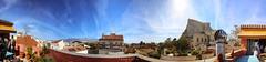 Panorama View in Plaka, Athens