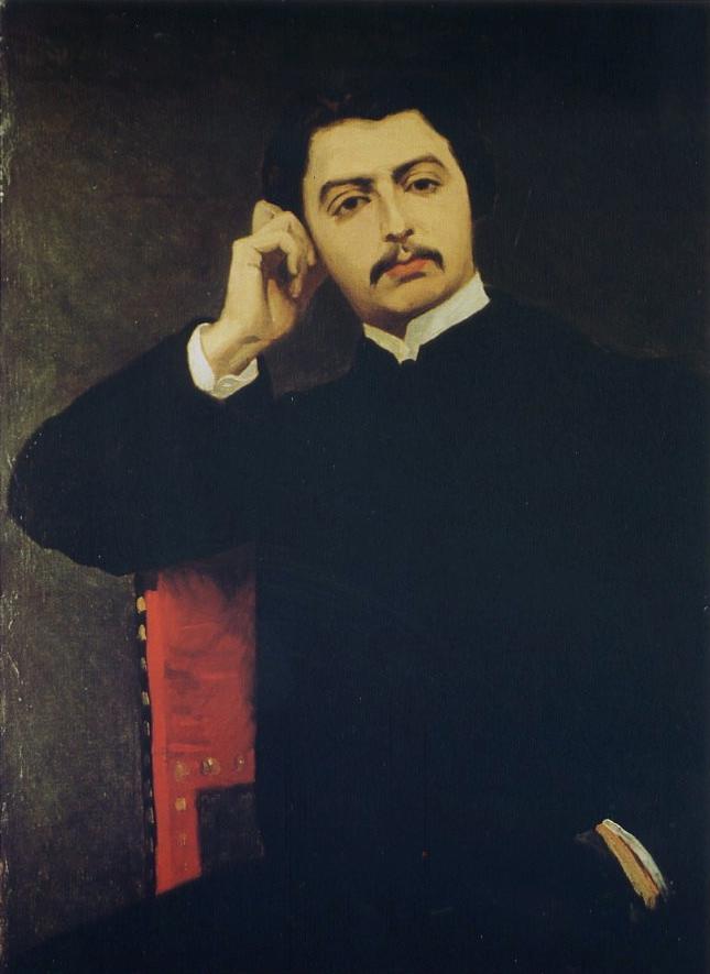 Portrait de Marcel Proust by Jacques-Émile Blanche, 1897
