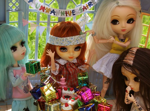 Jolie doll CONCOURS