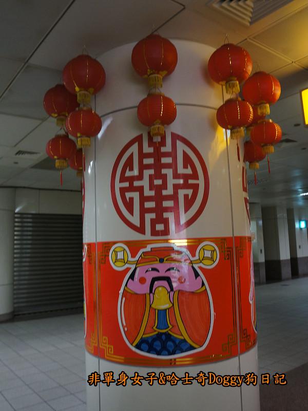 高雄鳳山車站中華街夜市曹公廟曹公圳平成炮台03