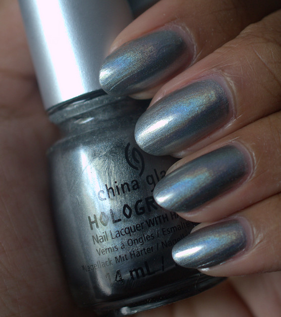 China Glaze Cosmic Dust nail polish