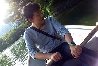千鳥ヶ淵ボート