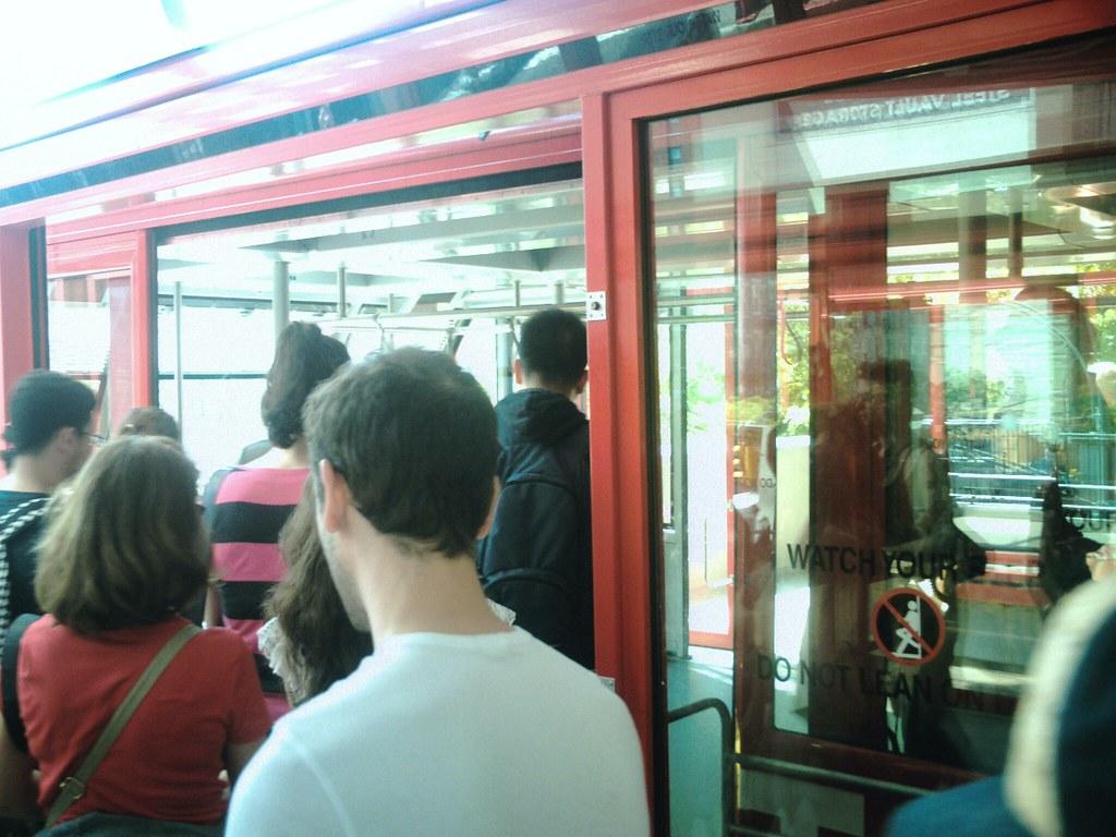 tram opens