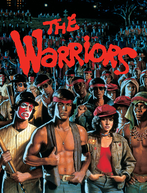 The Warriors Coming Next Week to PSN