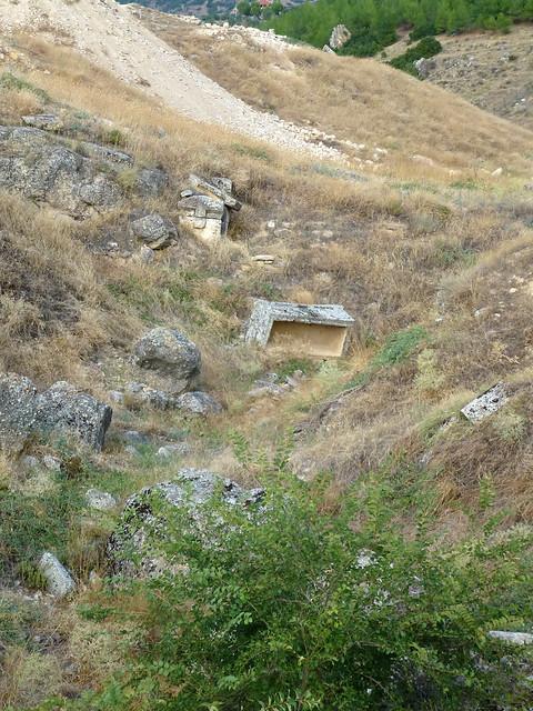 Turquie - jour 12 - De Kas à Pamukkale - 169 - Martyrium de l'apôtre Philippe