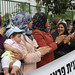 Demonstration against Praver Plan, Rahat, 25.5.2013